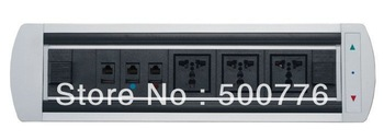 ZSP-09 Hidden Electric Desktop Socket/Electric