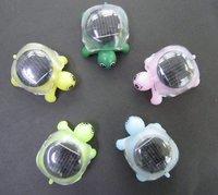 Free Shipping 6pcs/lot solar toy, Solar mini Tortoise, solar gift