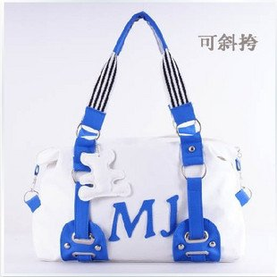 2011 Korean MJ shoulder bag Messenger bag cute casual(China (Mainland))