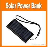 1350mAh Portable Multi Solar Panel Charger External Battery for Mobile Cell Phone/ Digital Camera/ MP3 MP4 Player