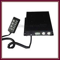 (CJB-300Z) 300W Siren/ 10 tones/ with Microphone/ 2 light switches (with 2pcs X 150W Speaker)