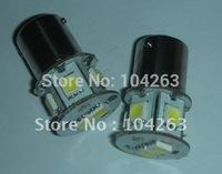 Free Shipping, BA15S Bay15d  1156 1157 ,7 SMD 5050 LED Car Light,auto led light 7SMD 24v