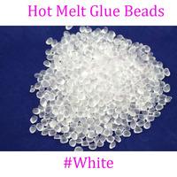 100gram hot melt glue granule/beads/grain for pre-bonded human hair extension, FUSION glue, WHITE color, HIGH QUALITY