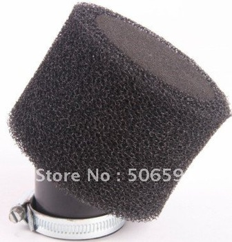 air filter/foam filter/motorcycle parts/motocross parts motor spare parts 110cc,125cc,140cc,150cc dirt bike,pit bike,ATV black