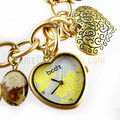 Lady Bracelet Watch , Gold-Plated watch (NBW0SD5376-GO2)