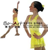 BOART hot sales Ice Skating Dress Beautiful Figure New Brand Ice Dress Competition customize A1146