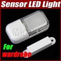 3 Automatic Magnetic Sensor Wireless LED Light Closet 1805