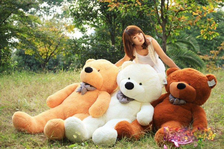 Детская плюшевая игрушка Bear 80cm ,  gitfs b8020