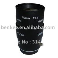 CCTV Lens /  Manual Lens 50 mm / Camera Lens / Lenses