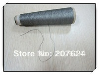 High quality 11/2S Anti-static Conductive Stainless steel fiber  Thread Wholesale / Retail  1KG