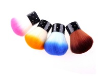 Free Shipping nail dust brush  Manicure Brushes for Nail Art Manicure Tool Color Brush /Makup Brush