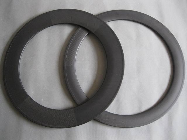 Stock!!! Road Bike Rim,Front 60mm and Rear 88mm 25mm Width U Shape Tubular Rim(China (Mainland))