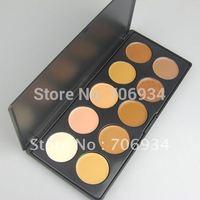 1pcs/packet Professional 10 Comcealer Camouflage Makeup Palatte Concealer