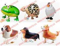 hot sale 90pcs/lot free shipping Dog Walking Balloon