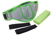 Free Shipping 2in1 Family Active EA Sports Pack Leg Strap & Resistance Band For Wii Fit NEW