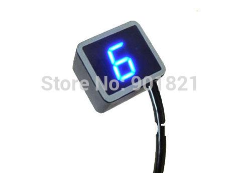 Digital Gear Indicator For Motorcycle Digital Gear Indicator For