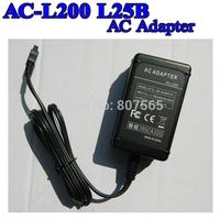 10 pcs/lot AC Power Adapter Adaptor for Camera Sony ACL200 AC-L200 AC-L200B AC-L25B AC-L25C AC-L25 CR-IP1 DCR-SR5 DCR-DVD92