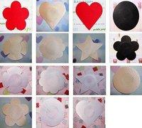 6*6cm  satin  Sex Nipple cover   various design