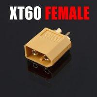 100PCS XT60 connector female  XT 60 PLUG Free shipping