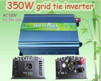 350W Grid Tie Inverter for Solar Panel 14V-28V DC(350 watt, 110V, High Efficiency, Free Shipping)