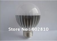 12pcs/lot free shipping 3W 5W 7W led bulb lamp light E27 led bulb E27 led lamp dimmable not dimmable(90-110lm/w)