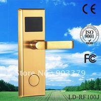 best cheaper hotel rf card  lock / hotel card lock LD-RF100J/Y