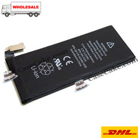 For iPhone 4 Original Teardown Repair Battery , Replacement internal Battery 100 pcs/lot Free shipping