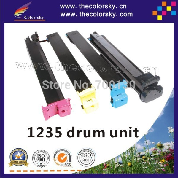 (TCKM-c203) color toner cartridge for Konica Minolta Bizhub C203 203 bk/c/m/y *with original toner powder free shipping by DHL(China (Mainland))