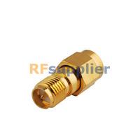 SMA adapter RP-SMA Jack to SMA Plug straight-long version