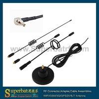10DBi Superbat 3G antenna CRC9 for 3G data card Huawei E600 E612 E618 E620 E621 E630 E660 E660A Huawei E881E Huawei EC321 E583C