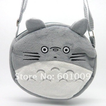 Free Shipping My Neighbor TOTORO Plush Side Shoulder bag #L Wholesale and Retail
