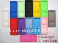 Silicone Skin Case for iPod Nano 5