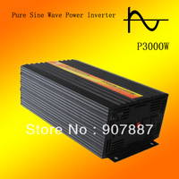 Factory sell high quality 3000w dc 12v to ac 240v pure sine wave inverter /solar inverter