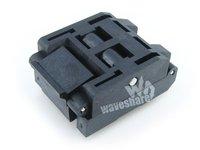 QFP32 TQFP32 IC51-0324-1498 QFP Yamaichi IC Test Burn-in Socket Adapter 0.8Pitch Free Shipping