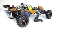 Hot selling (embraced around the globe )1:5scale rc gas car 30.5ccengine ROVAN Baja 305
