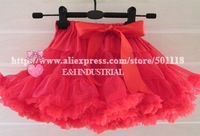 Wholesale - 2015 New Baby Tutu Skirt 14 Designs for Selecting High Quality Girl Skirt Rainbow Solid Pettiskirt