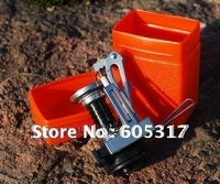 [special offer] 20pcs/lot Express Free Shipping Picnic Stove Camping Stove Gas-Powered Butane Propane Stove