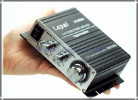 New Lepai Class T Hi-Fi Audio Amplifier Tripath LP-2020A+ Amp 20WX2 Stereo Amp