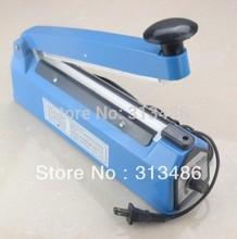 AC110V 200mm Hand Sealer bag impulse sealer  WITH GIFT(China (Mainland))