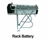 Rear Carrier Lithium Battery Pack 36V 10AH