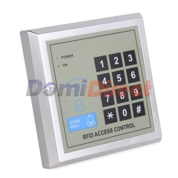 RFID Proximity Entry Lock Door Access Control System with 10 Keyfobs