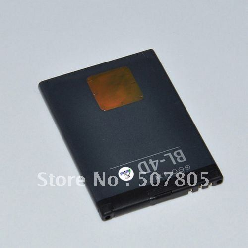 Free shipping BL-4D battery for Nokia mobile phone from manufacturer 1200mAh 20 pieces/lot(China (Mainland))