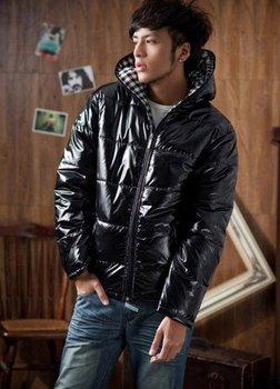 Men's long Down Jacket Goose jacket down coat  Free shipping