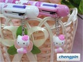 Specials:Hello Kitty ball pen,Cartoon Ball point pen,Lovely Hello Kitty 6 color Ballpoint pen,Hot Stationery/Free shipping