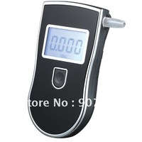 Professional Digital LCD Breath Alcohol Tester for Police, Portable Alcohol Tester