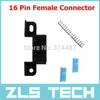 OBD2 16 Pin Female Connector  OBD2 Universal OBD2 16 Pin Female Connector