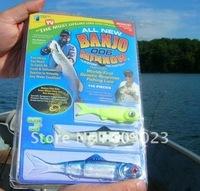 5pcs BANJO MINNOW Fishing Lures Soft fishing lure soft bait(1set=110pcs)