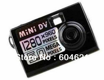 HD Smallest Mini DV Camera Video Recorder Webcam black free shipping