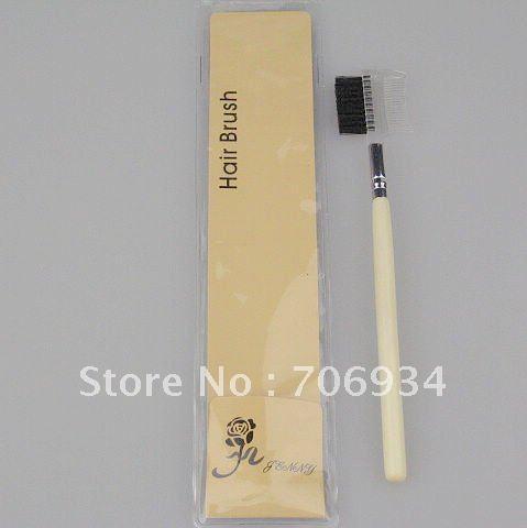 Eyebrow Brush Wood Handle
