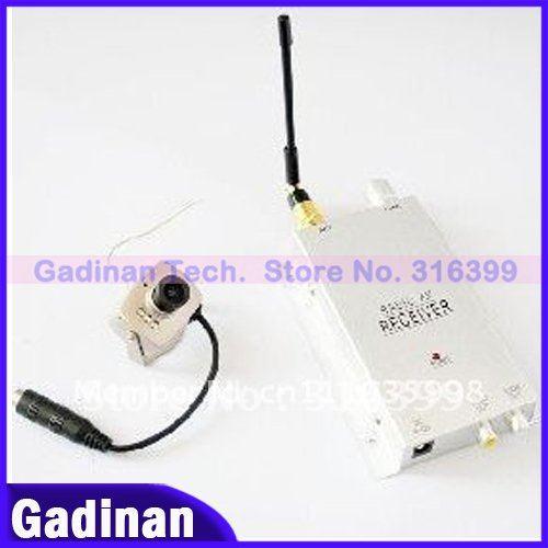 6 IR LED,night vision,WIRELESS Security CCTV Camera,1.2G receiver,1.2G wireless kits,wireless camera(China (Mainland))